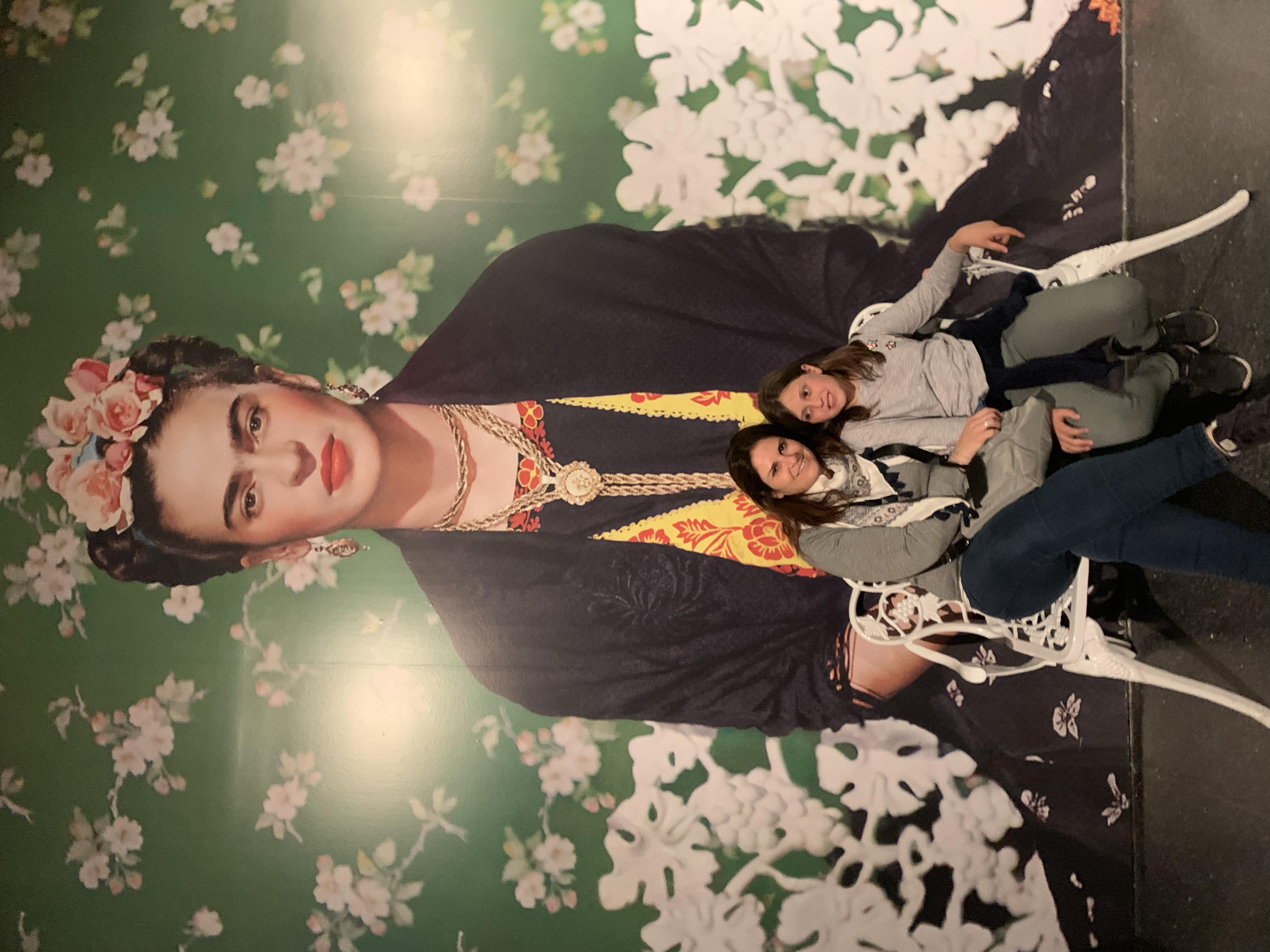 פרידה קאלו, מוזיאון ברוקלין, ניו יורק.